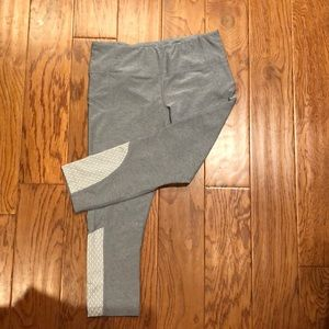 MPG gray workout capri